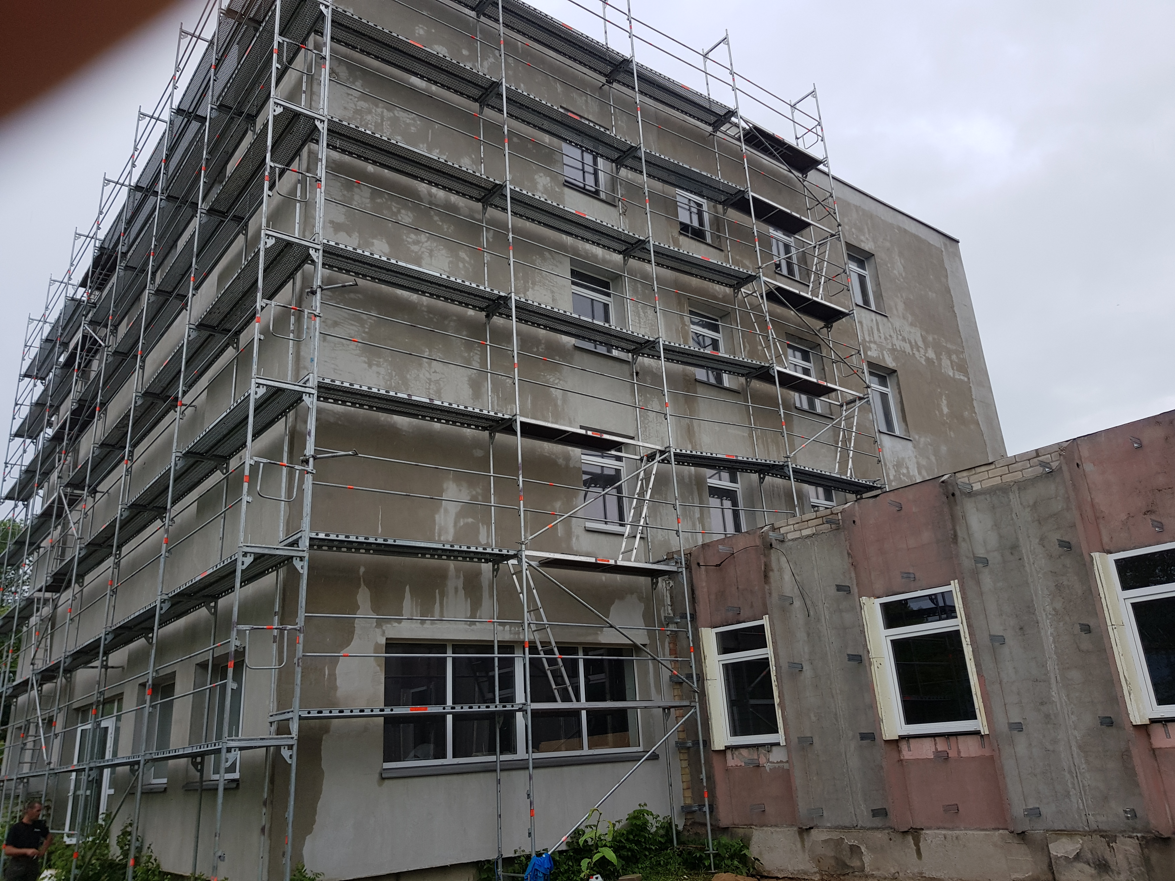 Multi-storey building, Vilnius